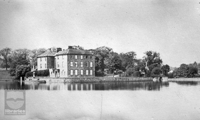 Walton Hall in the 1930s